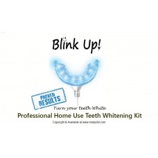 Blink UP ~ Turn Your Teeth White (Proven Result) + Free USA Liquid Glass Screen Protector Phone Worth RM199